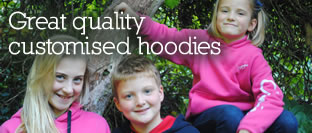 Great Quality Customised Hoodies